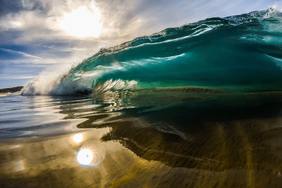 Surf Photography from GoWorx Ambassador Michael Sahaid