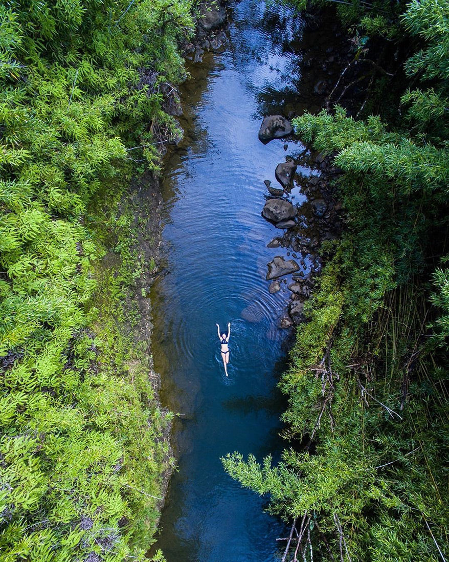 Best Drone Photos - River from Above - GoWorx