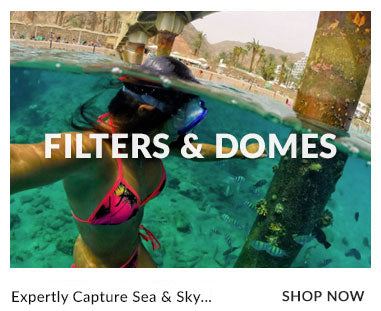 Shop GoPro Filters, Lenses and Dome