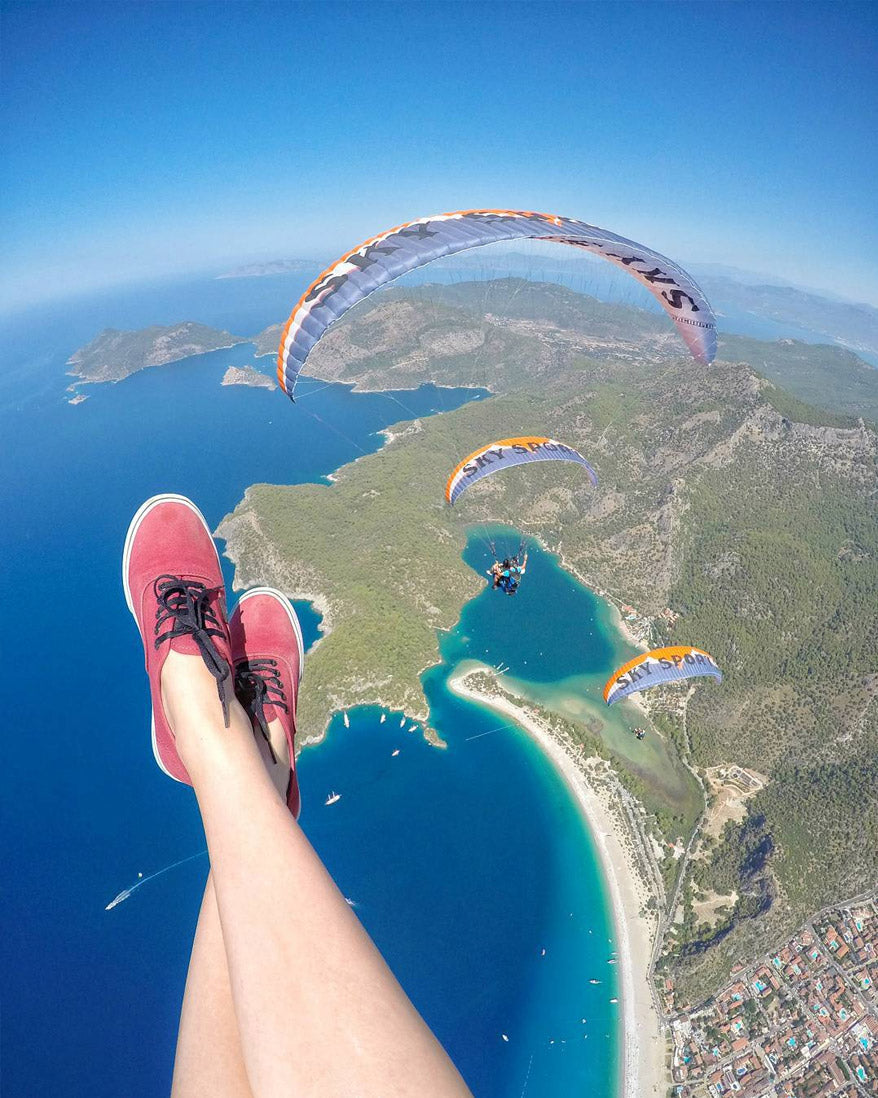 GoPro Photos - Paragliding Hang Gliding - GoWorx