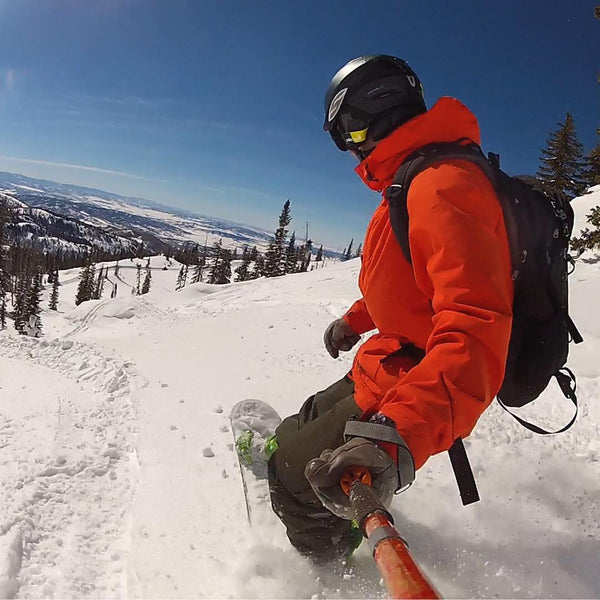 GoPro pole Colorado