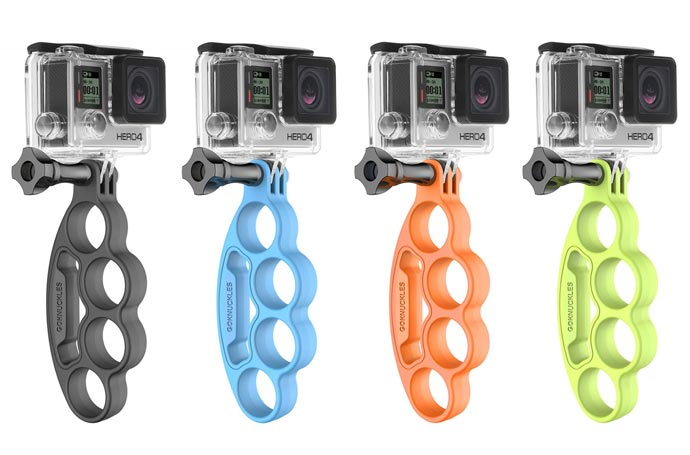 Best GoPro Accessories - 2015 Holiday Gift Guide