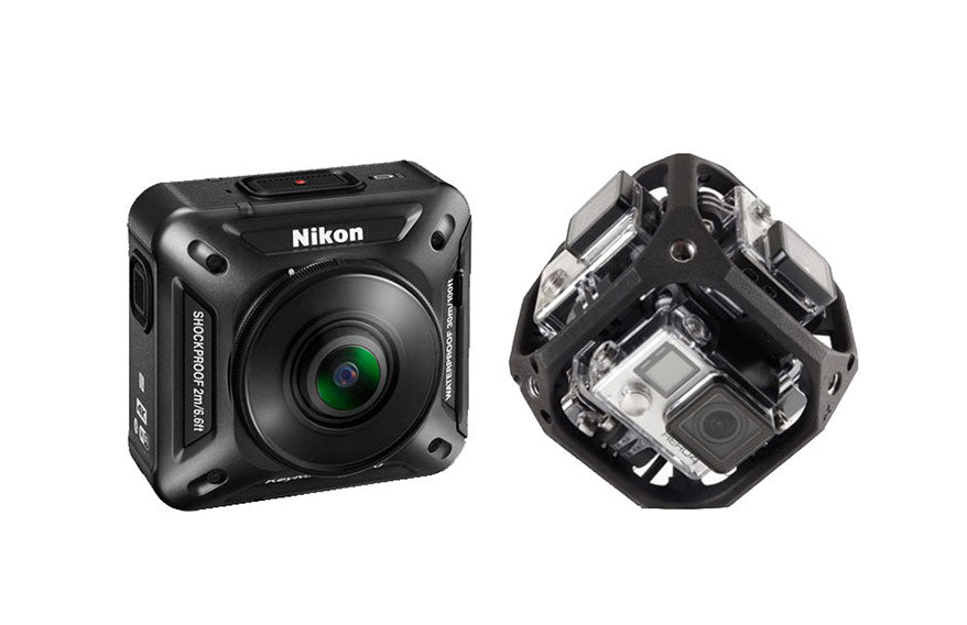 GoPro 360 camera vs. Nikon 360 camera - GoWorx Blog