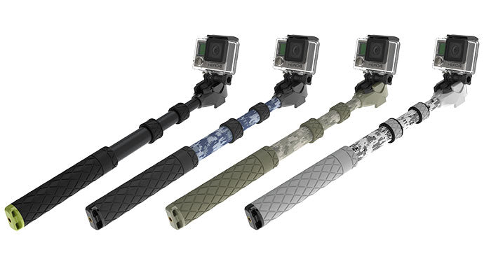 GoScope Boost - Camouflage Pole for GoPro HERO cameras