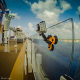 GoPro Suction Cup Mount | Attach Anywhere | BRLS | GoWorx