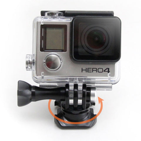 Revolution 360 GoPro Mount - GoScope - GoWorx