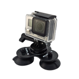 Removable GoPro Suction Cup Mount