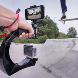 FreeRide Phone Mount for GoPro Live View Display on GoWorx Original Handle