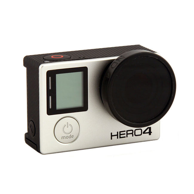 ND4 Filter for GoPro & 3DR Solo