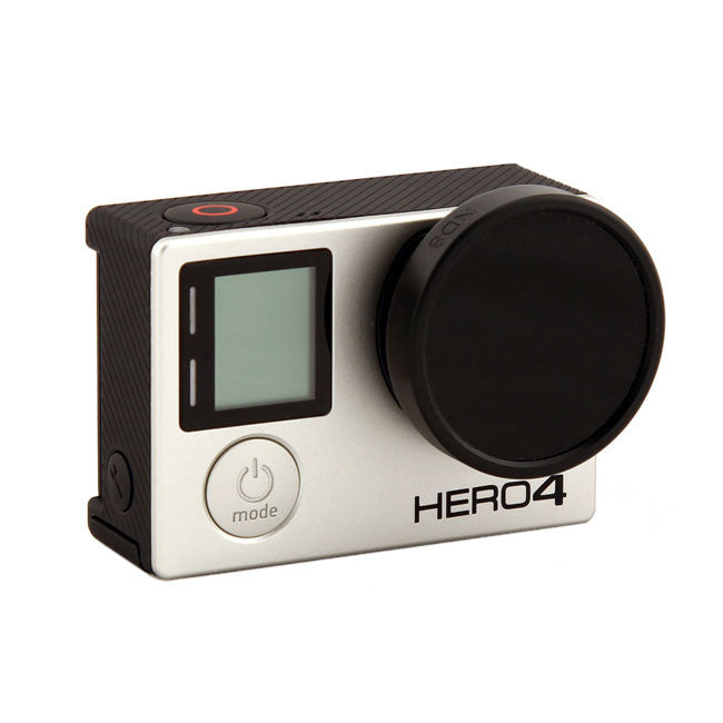 ND8 Filter for GoPro & 3DR Solo