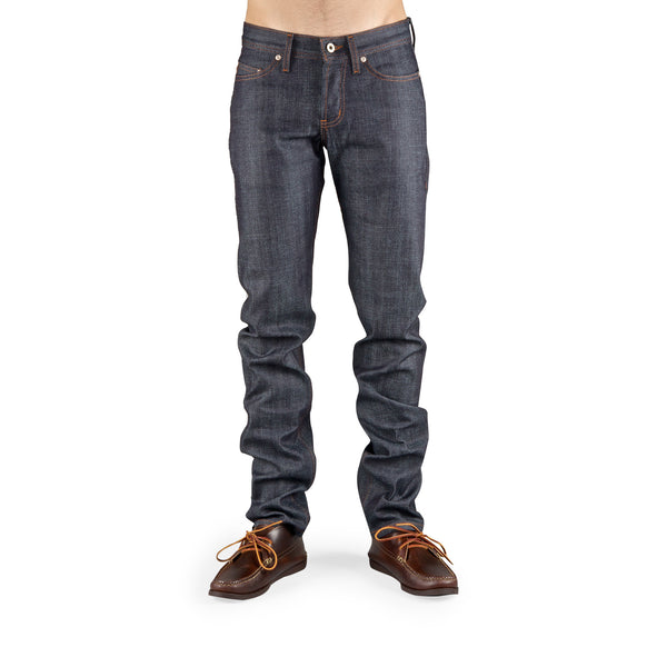 Weird Guy Stretch Selvedge in Indigo