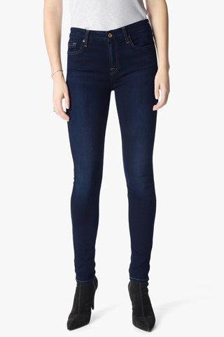 B(air) Denim High Waist Skinny in Tranquil Blue