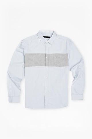 Engineered Chambray Shirt