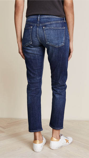 Emerson Slim Fit Boyfriend in Blue Ridge