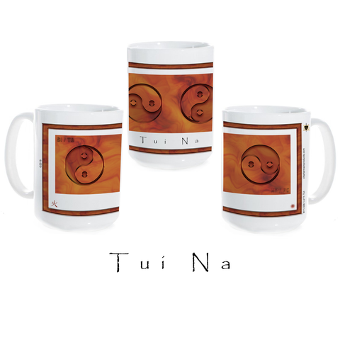 Yin Yang Coffee Mug-Tui Na-Fire-Ceramic Coffee Mug