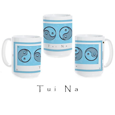 Yin Yang Coffee Mug-Water-Tui Na-Ceramic Coffee Mug