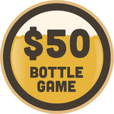 Bottle Game - Beer Benefit - $50