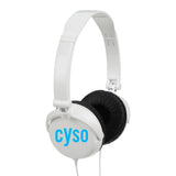 Branded CYSO Headphones