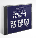 CYSO 2017 Tour of Central Europe | June 2017 - CD or Download