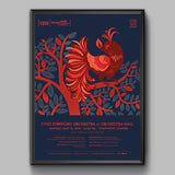 Orchestra Hall May 2019 Poster (Firebird)