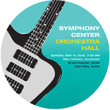 Symphony Orchestra at Orchestra Hall | May 2015 (download)