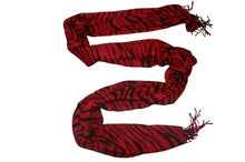 Load image into Gallery viewer, Scarves with Animal Print (Various Colours) Scarf