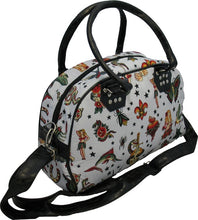Load image into Gallery viewer, Large Tattoo Motif Bag (Various Colours)