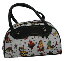Load image into Gallery viewer, Medium Tattoo Motif Bag (Various Colours)
