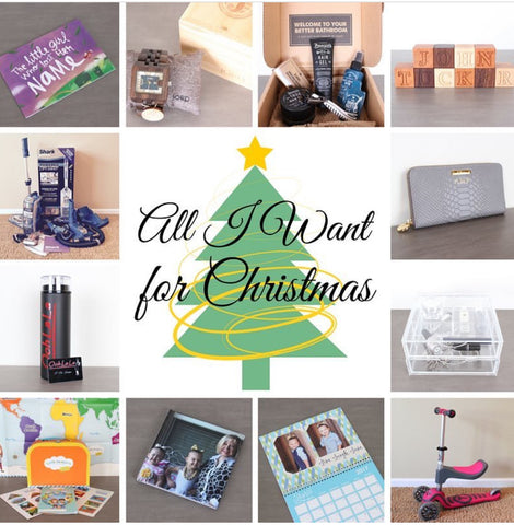 all i want for christmas holiday gift guide - What Girls Want For Christmas