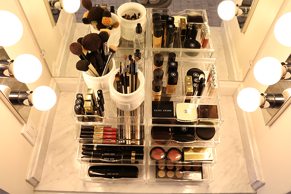 Boxy Girl Makeup Organizers Health and Beauty