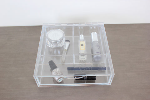 Boxy Girl Makeup Organizer Vanity Accessory