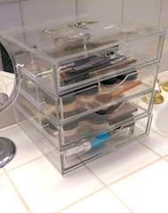 Buy cosmetic organizer