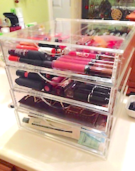 Buy Acrylic Makeup Organizer with Drawers