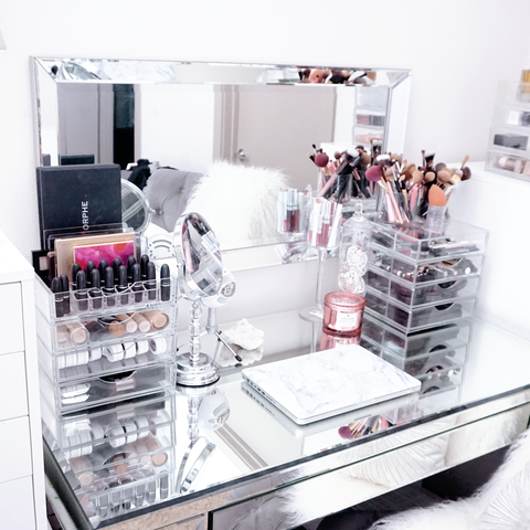 Boxy Girl looking so hot on YOUR vanity!