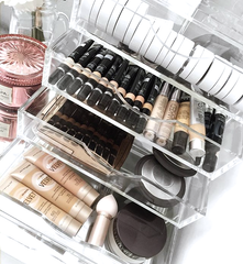 The HOTTEST beauty organizer BOXY GIRL. She can store it ALL!