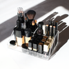 Boxy Girl® Everything Stack - Acrylic Makeup Organizer for Lipstick, Liners, Brushes, and More
