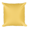 Boxy Girl Pop Collection Square Pillow Emily