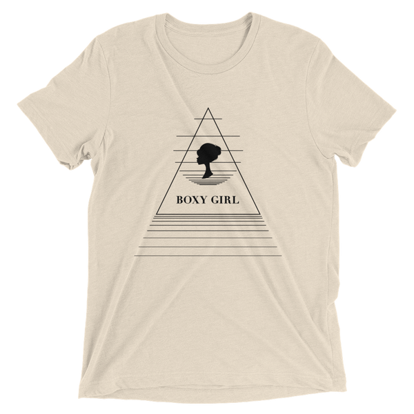 Boxy Girl<sup>™</sup> Getaway Collection Short sleeve t-shirt