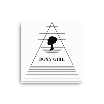 Boxy Girl® Getaway Collection Canvas