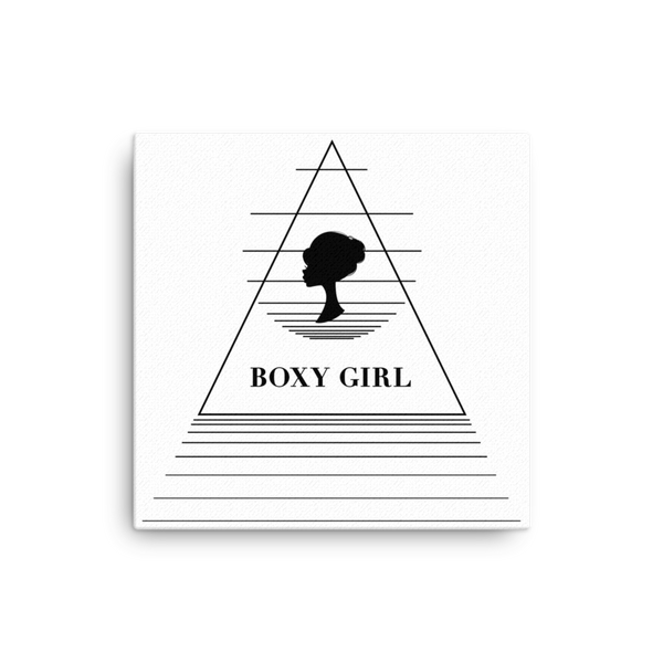 Boxy Girl<sup>™</sup> Getaway Collection Canvas
