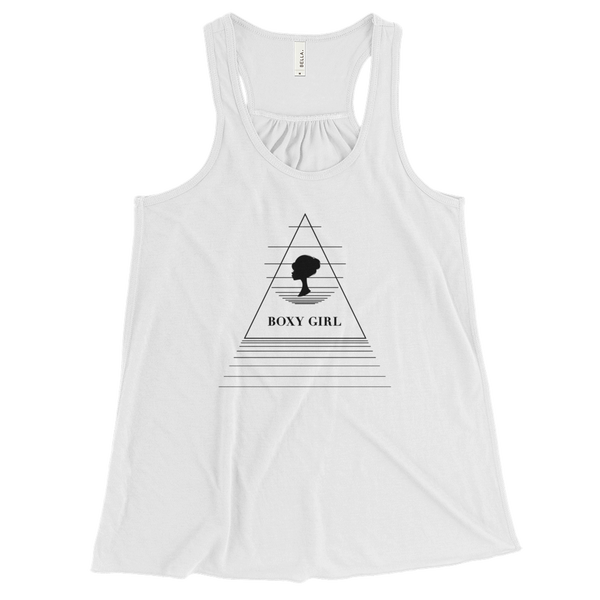 Boxy Girl<sup>™</sup> Getaway Collection Women's Tank