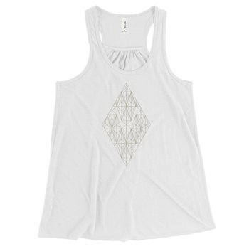 Boxy Girl® Gold Collection Women's Tank