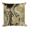 Boxy Girl S Collection Square Pillow