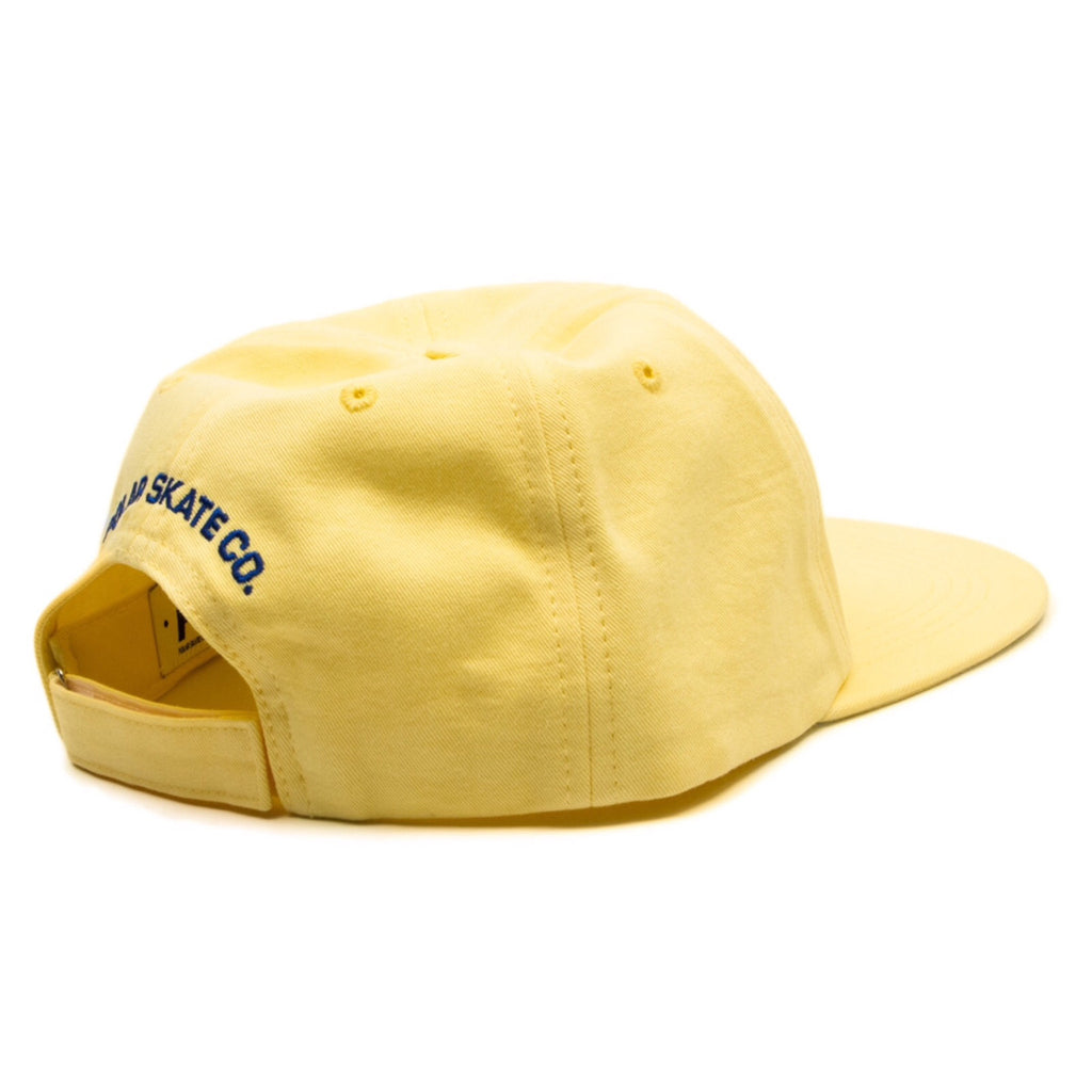... Polar Skate Co No Comply Cap (Pastel Yellow) - Yabbo s - 2 81cbb40cdf8