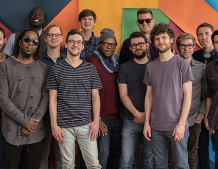 Snarky Puppy at groundUP Records