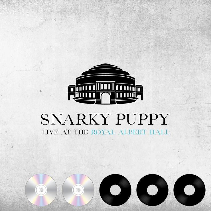 Live At The Royal Albert Hall [2 CD + 3 LP Bundle] PRE-ORDER