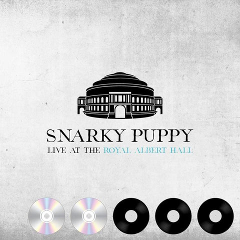Live At The Royal Albert Hall [2 CD + 3 LP Bundle]