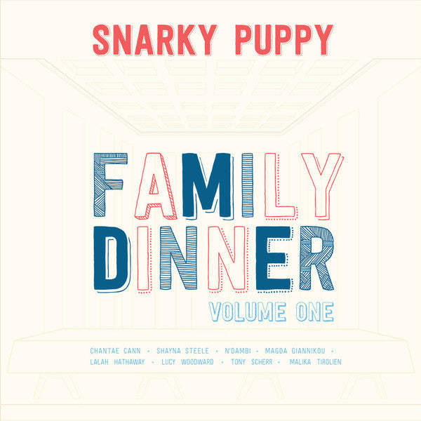 Family Dinner Vol. 1 [CD/DVD]