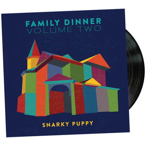 Family Dinner Vol. 2 [Vinyl/DVD]
