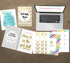Teach Happy Planner BUNDLE